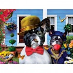 Puzzle  Master-Pieces-32149 XXL Pieces - Father and Son
