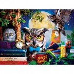 Puzzle  Master-Pieces-32151 XXL Pieces - Night Owl Study Group
