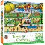 Puzzle  Master-Pieces-32156 XXL Pieces - Harvest Festival