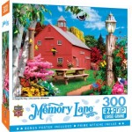 Puzzle  Master-Pieces-32157 XXL Pieces - A Beautiful Day - A Beautiful Day