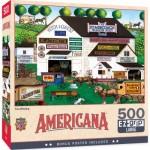Puzzle  Master-Pieces-32160 XXL Pieces - Free Wheeling