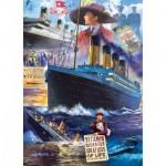 Puzzle  Master-Pieces-60344 Titanic Collage