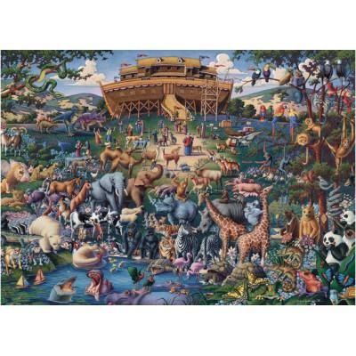 Puzzle Master-Pieces-71178 Noah's Ark