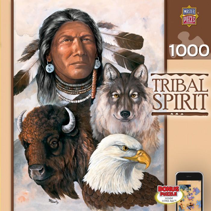 Tribal Spirit - One Spirit