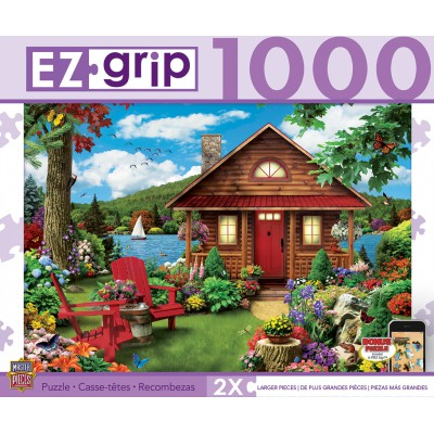Puzzle Master-Pieces-71548 XXL Pieces - A Perfect Summer