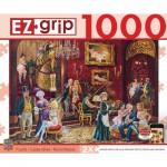 Puzzle  Master-Pieces-71549 XXL Pieces - Gentlemen's Club