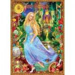 Puzzle  Master-Pieces-71554 Book Box - Cinderella