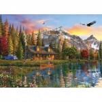 Puzzle  Master-Pieces-71638 Eagle View