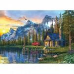 Puzzle  Master-Pieces-71639 Living the Dream