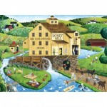 Puzzle  Master-Pieces-71731 Honey Mill