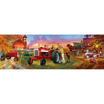 Puzzle Master-Pieces-71746 Farmall