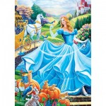 Puzzle  Master-Pieces-71830 Book Box - Cinderella
