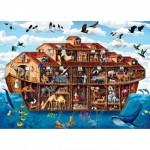 Puzzle  Master-Pieces-71963 XXL Pieces - Noah's Ark