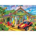 Puzzle  Master-Pieces-72001 Beach Time Fun