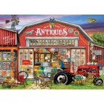Puzzle  Master-Pieces-72003 Antiques for Sale