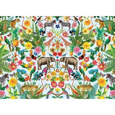 Puzzle Master-Pieces-72005 Replica - Safari