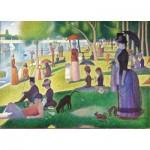 Puzzle  Master-Pieces-72013 A Sunday on La Grande Jatte