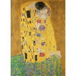 Puzzle  Master-Pieces-72014 Gustave Klimt - The Kiss
