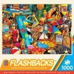 Puzzle  Master-Pieces-72038 Beach Time Flea Market