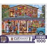 Puzzle  Master-Pieces-72045 XXL Pieces - Hometown Market