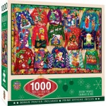 Puzzle  Master-Pieces-72056 Holiday Sweaters
