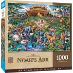 Puzzle  Master-Pieces-72082 Noah's Ark