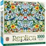 Puzzle  Master-Pieces-72102 Butterflies