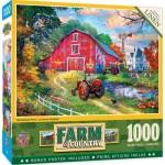 Puzzle  Master-Pieces-72114 Homestead Farm