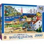 Puzzle  Master-Pieces-72135 Summer Breeze