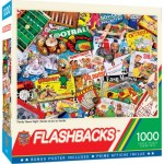 Puzzle  Master-Pieces-72139 Family Game Night