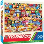 Puzzle  Master-Pieces-72140 Kids Favourite Food