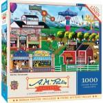 Puzzle  Master-Pieces-72170 All's Fair