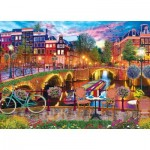 Puzzle   Amsterdam Lights