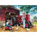 Puzzle   Barnyard Memories