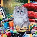 Puzzle   Cat-ology - Einstein