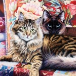Puzzle   Cat-Ology - Raja and Mulan