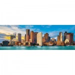 Puzzle   City Panoramics - Boston