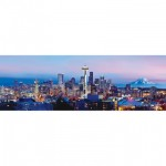 Puzzle   City Panoramics - Seattle