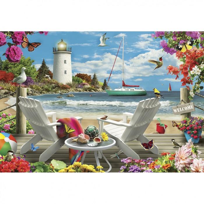 Coastal Escape Puzzle 2000 pieces