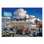 Puzzle   Cruisin' Route 66 Bomber Command Café