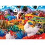 Puzzle   Gallo's Blancos