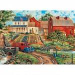 Puzzle   Grandma's Garden