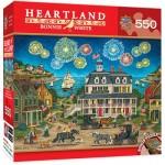 Puzzle   Heartland - Fireworks Finale