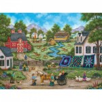 Puzzle   Heartland - Roadside Gossip
