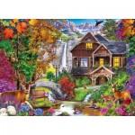 Puzzle   Hidden Falls Retreat