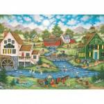 Puzzle   Millside Picnic