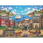 Puzzle   Oceanside Trolley