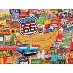 Puzzle   Route 66