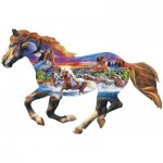 Puzzle   Running Horse