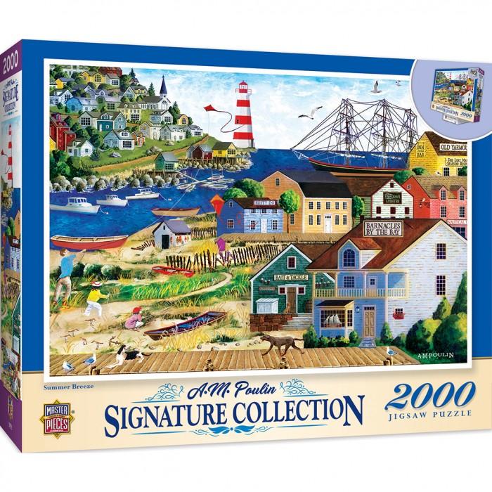 Summer Breeze Puzzle 2000 pieces